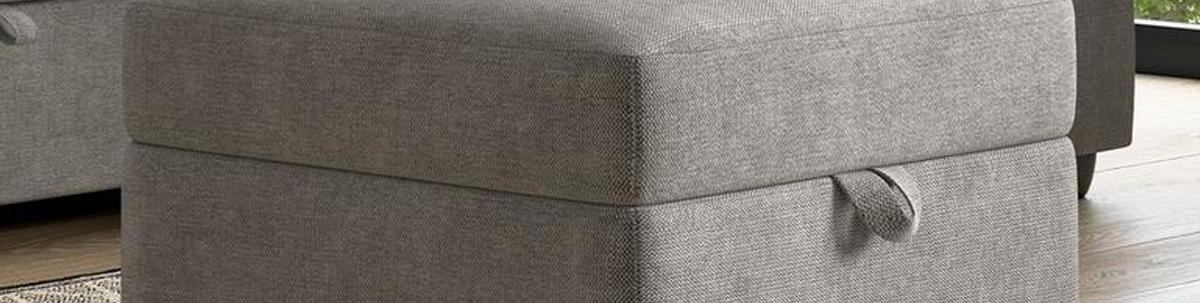 Fabric Foostools