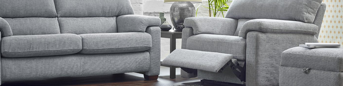 Fabric Power Recliners